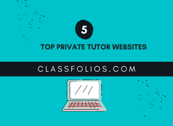 Top 5 awesome private tutor websites